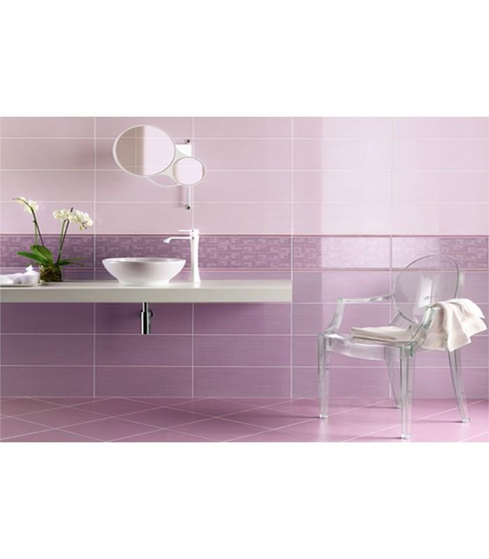 Piastrella ceramica bagno viola compra online for Arredo bagno viola