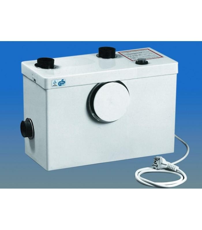 Sanivelox 3 pompa per acqua di scarico compra online - Scarico cucina e bagno insieme ...