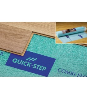 SOTTOFONDO 2 IN 1 UNICLIC QUICK STEP