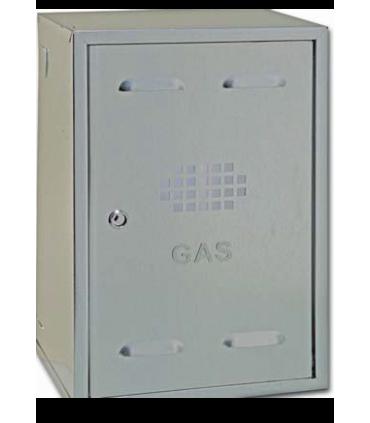 CASSETTA ZINCATA CONTATORE GAS 35X45 - CONF. 3 PEZZI