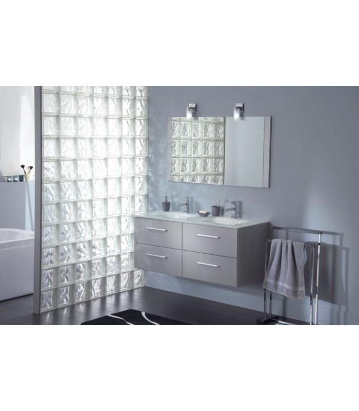 Bagno in vetrocemento - Box doccia vetrocemento ...
