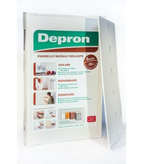 Pannello DEPRON 6mm
