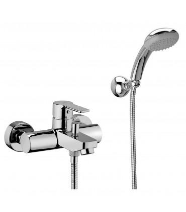 Paffoni red 075 rubinetto vasca doccia