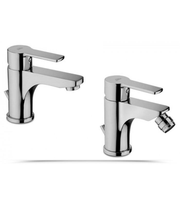 Serie completa rubinetteria da bagno paffoni red compra online - Rubinetti lavabo bagno ...