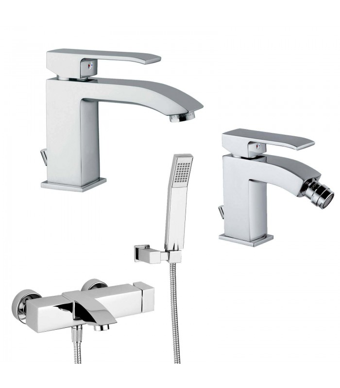 Paffoni level lavabo bidet e vasca doccia compra online - Miscelatori bagno ikea ...