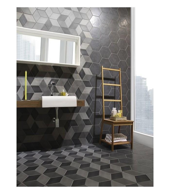Tonalite tredi piastrella decorativa esagonale compra for Tonalite piastrelle prezzi