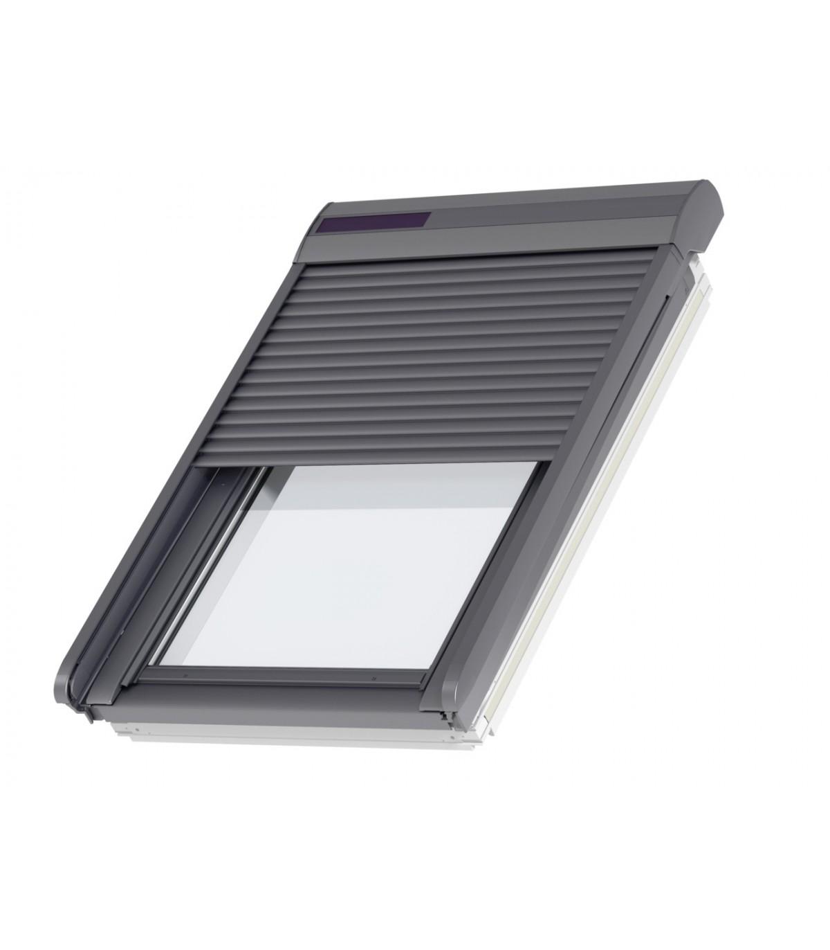 Sistema Di Oscuramento Per Finestre tapparella integra solare ssl velux - compra online