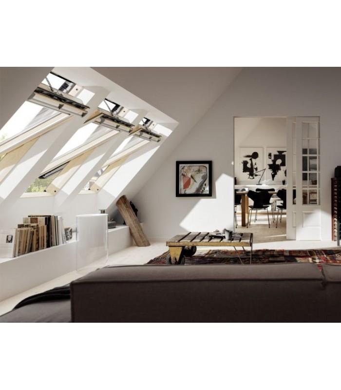 Finestra velux ggl integra elettrica compra online for Finestra mansarda
