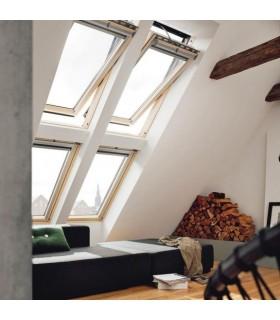 Rivenditore a perugia e on line di finestre da tetto velux for Motore elettrico per velux