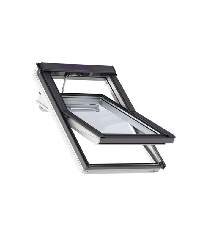 velux ggu integra solare compra online. Black Bedroom Furniture Sets. Home Design Ideas