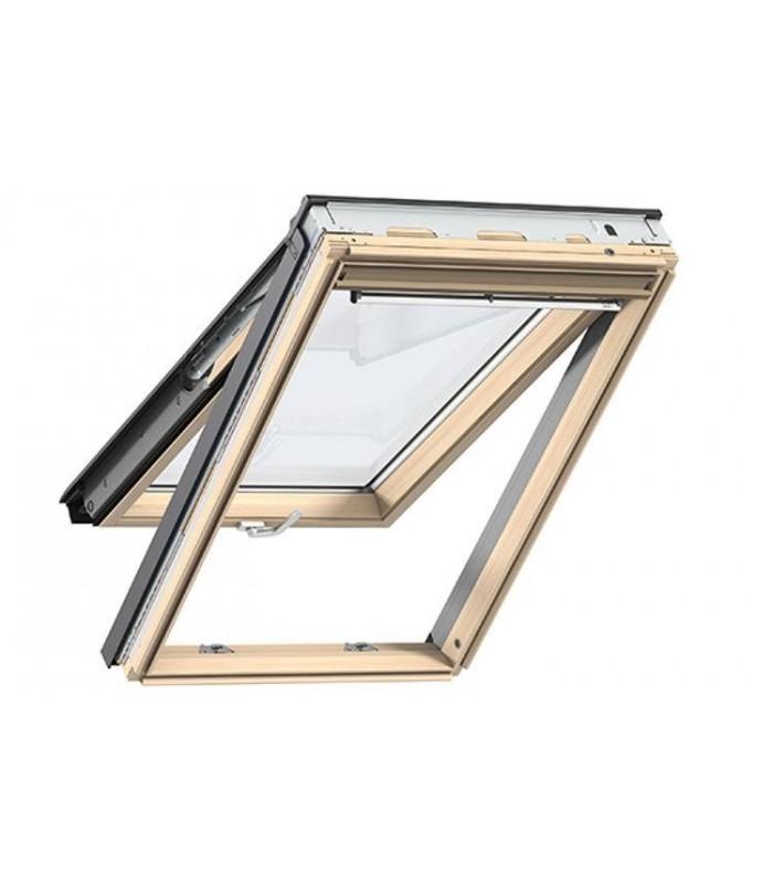 Velux gpl finestra vasistas bilico manuale compra online for Finestre velux orizzontali