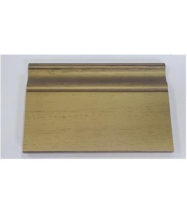 BATTISCOPA 140X16 MASSELLO LIBERTY oro