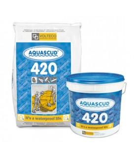 Aquascud 420 Volteco sistema impermeabilizzante per coperture piane