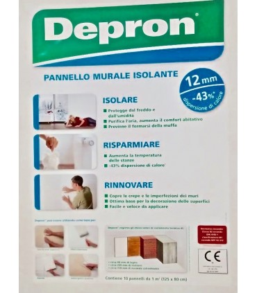 DEPRON 12MM