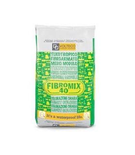 FIBROMIX 40 VOLTECO - SACCO DA 25 KG