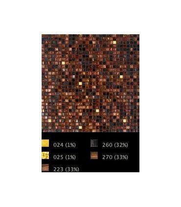 trend mosaico miscela obsidian