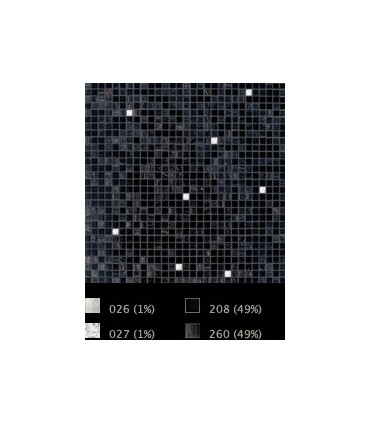 trend mosaico miscela stardust