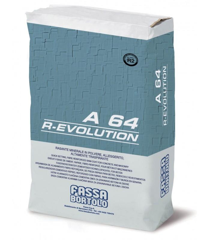 FASSA A 64 R-EVOLUTION
