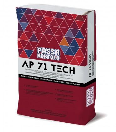 AP 71 TECH - FASSA BORTOLO - ADESIVO INTERNI/ESTERNI