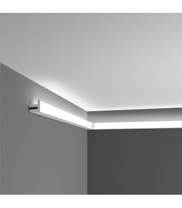 CORNICE PER LED - ORAC DECOR - C380 L3