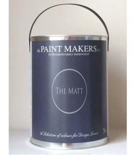 THE MATT - FINITURA OPACA - THE PAINT MAKERS