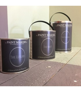 THE LUXURY- FINITURA OPACA E LAVABILE - THE PAINT MAKERS