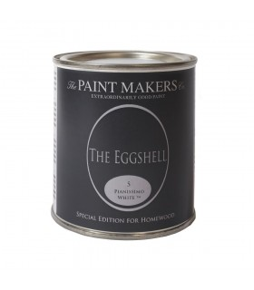 THE EGGSHELL - FINITURA SATINATA - THE PAINT MAKERS