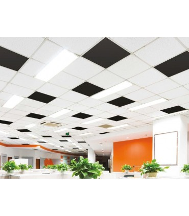 cloud up virag pannelli acustici soffitto e controsoffitto