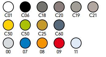 colori prodotti grace di geelli