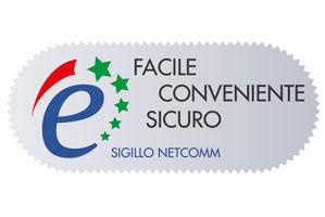 Sigillo Netcomm - Edilizia Roscini